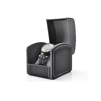 Amazon.com: HUNGER PU Leather Single Bracelet Bangle Jewelry Watch ...