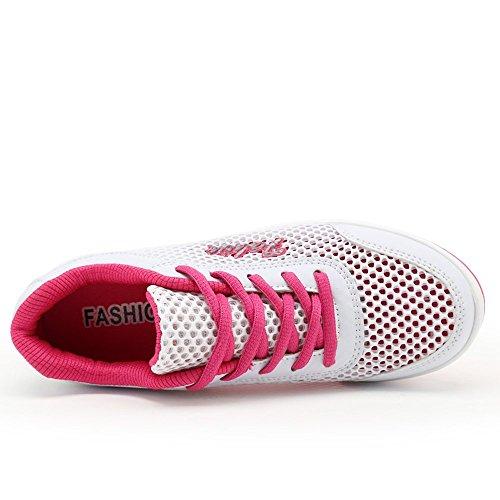 Zapatillas White mujer XMeden Rx1317 para running de FUnxw7
