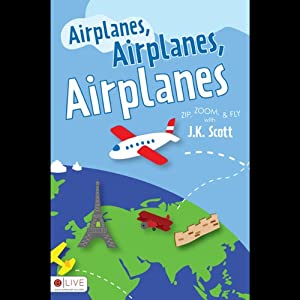 Airplanes, Airplanes, Airplanes Audiobook