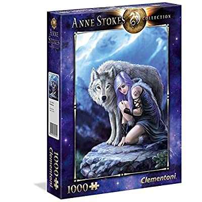 Clementoni Anne Stokes Puzzle Protector 1000 Pezzi 39465