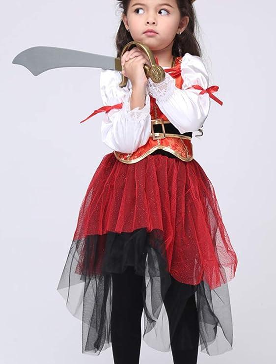 Odziezet - Disfraz de pirata para niños y niñas, disfraz de ...