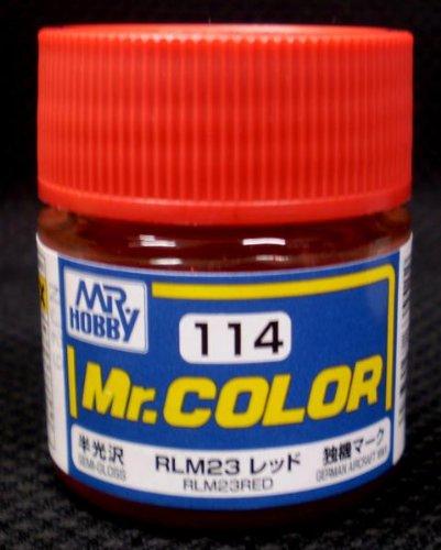 Mr.カラー C114 RLM23レッド
