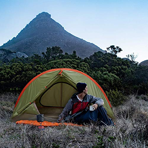 BFULL One Person Camping Tent, Extremely Lightweight for Hiking M