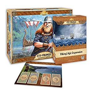 Academy Games 878 Vikings Expanded Edition Bundle