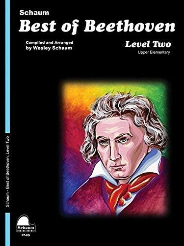 Best Of Beethoven Level 2 Upper Elementary Level Schaum Publications Best Of Epub