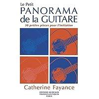 Catherine Fayance: le Petit Panorama de la Guitare