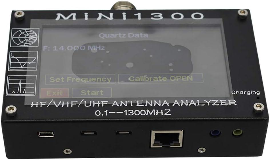 MXBIN Actualización Mini1300 4.3 Pulgadas TFT LCD 0.1-1300MHz ...