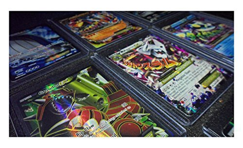 5 Total GX Pokemon Cards, Ex, Mega Ex, or Break - All Ultra Rares in Each Pokemon Card Lot