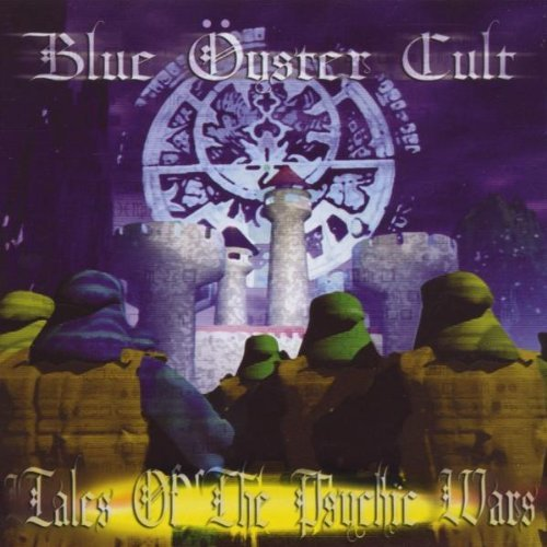 Tales of the Psychic Wars - First Part: New York, 1981 & Second Part: Pasadena, 1983 [Double CD] by Blue Oyster Cult (2001-10-09)