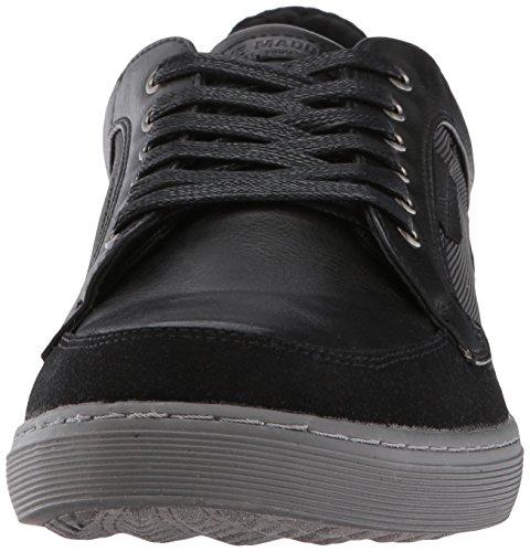Steve Madden Mænds Gasper Mode Sneaker Sort RSklbQ