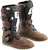 Gaerne Balance Oiled Mens Brown Motocross Boots - 10