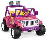 Power Wheels Nickelodeon Sunny Day Jeep Wrangler