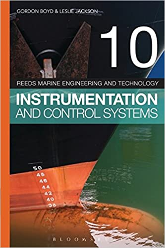 Instrumentation and Control Systems Reeds Vol 10