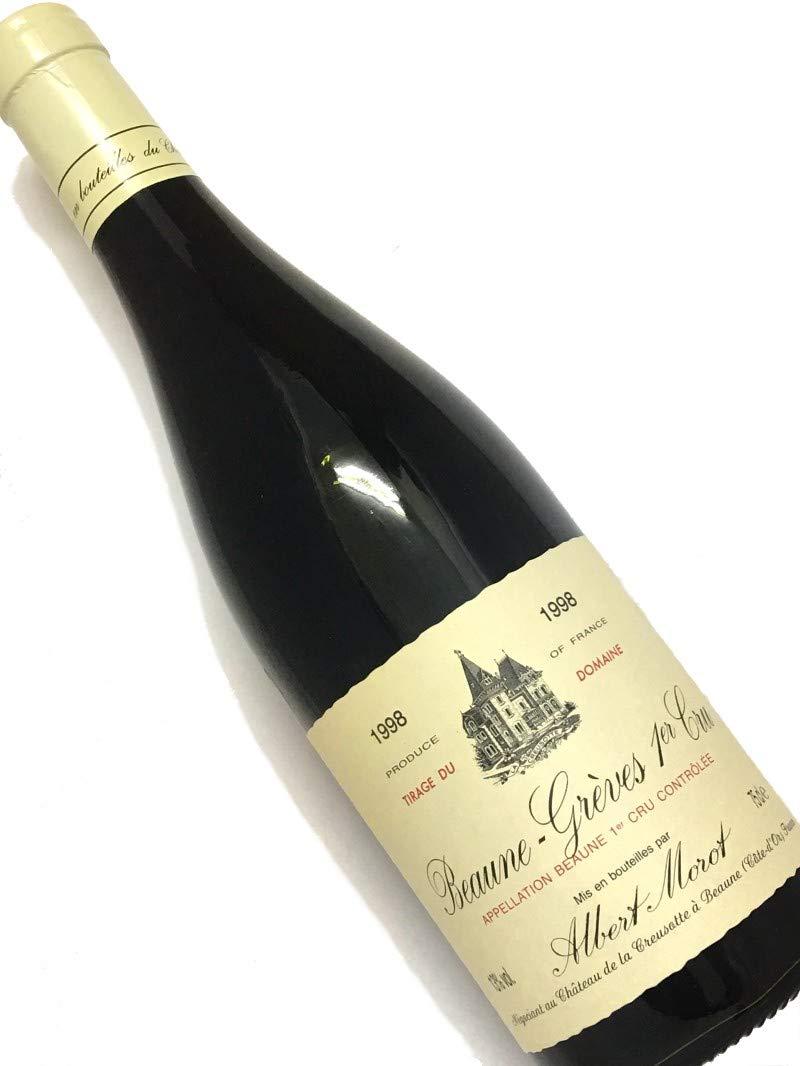 1998年 アルベール モロー ボーヌ グレーヴ 750ml フランス ブルゴーニュ 赤ワイン  B07QT73YXL