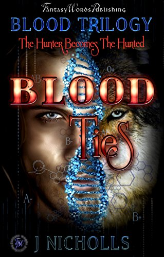 Round Super Pegs (Blood Ties (Blood Trilogy Book 1))