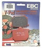 EBC Brakes FA29V Semi Sintered Disc Brake Pad