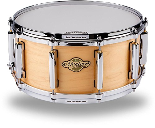 Pearl MCX Masters Series Snare Drum 14 x 6.5 in. Natural