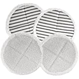 4 Pack Mop Pads for Bissell Spinwave 2039A 2124 Powered Hard Floor Mop