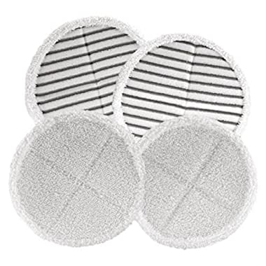 Ximoon 4 Pack Mop Pads for Bissell Spinwave 2039A 2124 Powered Hard Floor Mop