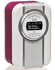 VQ Christie HD & FM Radio with Bluetooth/NFC Speaker - Purple