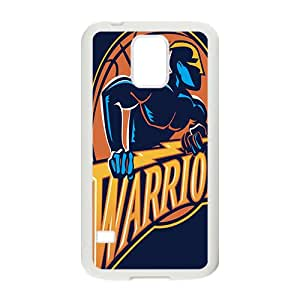 Golden State Warriors NBA White Phone Case for Samsung Galaxy S5 Case