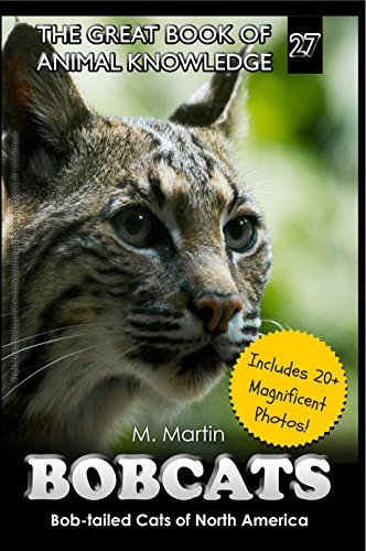 (Bobcats: Bob-tailed Cats of North America (The Great Book of Animal Knowledge 27))