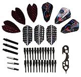 : Halex Accessories & Tune Up Kit for Soft Tip Darts