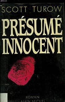 Présumé innocent par Turow