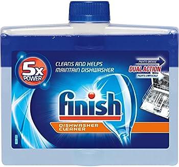 Finish Liquid Dishwasher Machine Cleaner 8.45oz