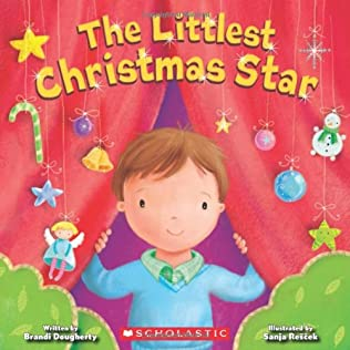book cover of The Littlest Christmas Star