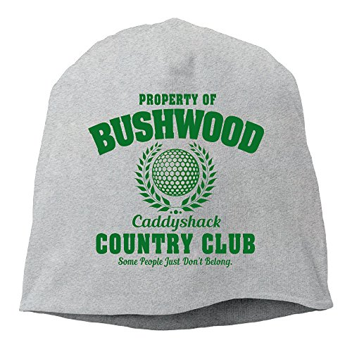 Bushwood Country Club Caddyshack Adjustable Slouchy Winter Knitted Beanie Skull Caps