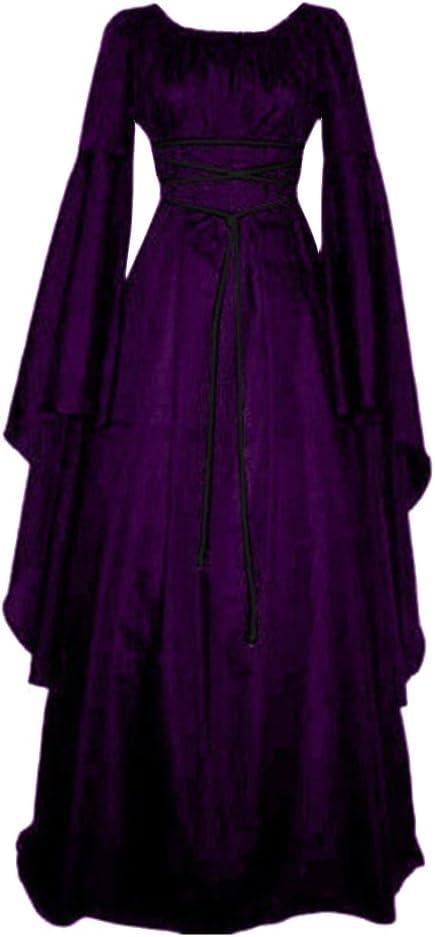GladiolusA Disfraz Medieval De Mujer Vestido Largo Traje Medieval ...