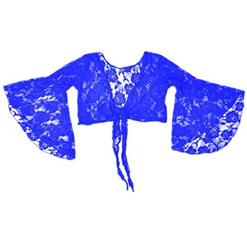 exquisite Bauchtanz eleganten Spitzenabschluss, Bauchtanz Kostüm