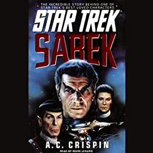 Star Trek: Sarek (Adapted) Audiobook