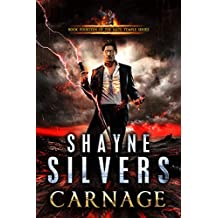 Carnage: Nate Temple Series Book 14