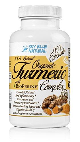 Turmeric Curcumin Supplement with BioPer