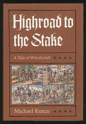 a review of the highroad to the stake by michael kunze Michael kunze michael kunze is an highroad to the stake it was highly praised in a four-page review in the new york times book review supplement.