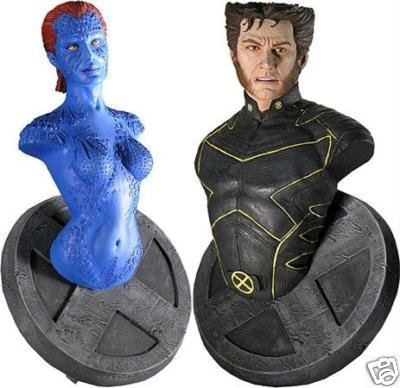 X-men Mini Bust - 6