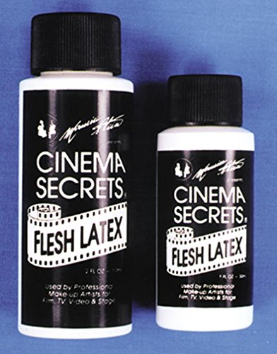 Cinema Secrets Liquid Latex, Flesh, 2 oz