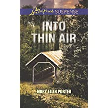Into Thin Air (Love Inspired Suspense)