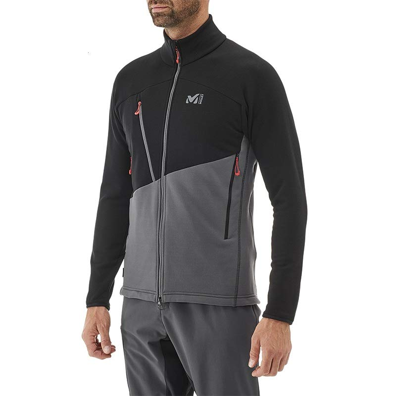 MultiCouleure (tarmac Noir) XL MILLET elevationpowerj