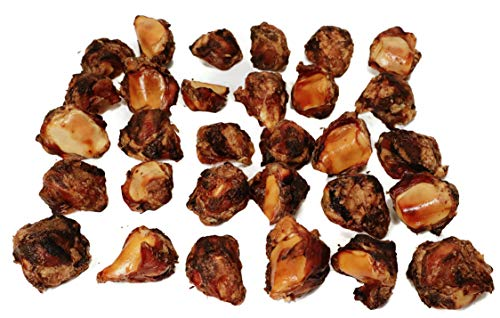 K9 Connoisseur Formerly Lillys Choice Dog Bones For Small and Medium Breed Dogs All Natural Meaty Beef Knee Cap Bone Made In The USA From Grass Fed Cattle Best For K9s Up To 50 Pounds