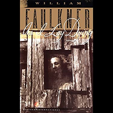 as i lay dying audiobook william faulkner audible com au