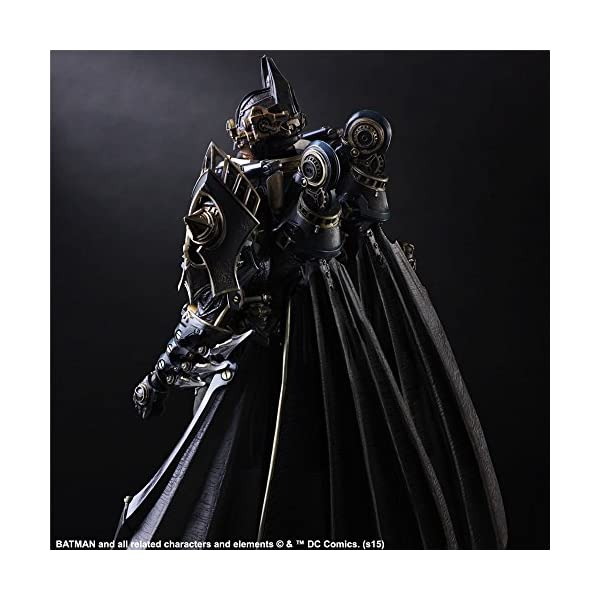 Square Enix DC Comics Timeless Batman Steampunk Variant Play Arts Kai Action Figure 5