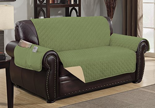 Sofa Guard Deluxe Reversible Loveseat Furniture Pet