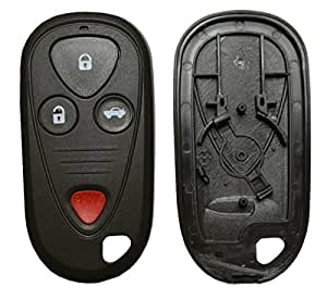 Amazon Com New Replacement Remote Key Keyless Fob Case 4