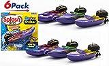 2GoodShop Bathtub Windup Boat (Pack of 6) by Pool or Bathtub Toys Item #744-6