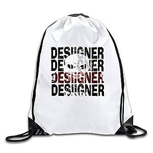 AGOGO Desiigner Drawstring Backpack Bag