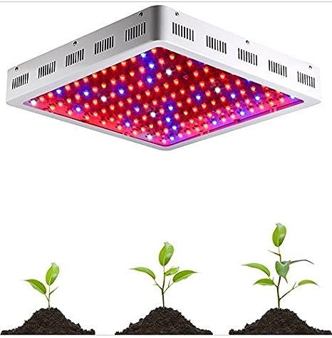 Gowe 1600 W doppio chips Full Spectrum LED Grow Light 410
