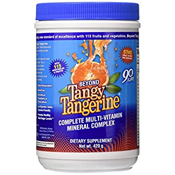 Image of Beyond Tangy Tangerine T.V. 3 Pack, Tangy Orange Health and Household